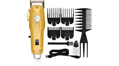 Rechargeable Cordless Hair Cutting Kit