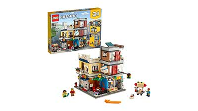 LEGO Creator 3 in 1 Townhouse Pet Shop