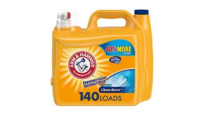 Loads Liquid Laundry Detergent