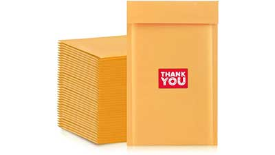 Self Seal Shipping Padded Envelopes