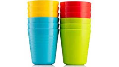 Plaskidy Kids Cups - Set of 12 Kids