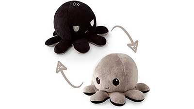 Reversible Octopus Plushie