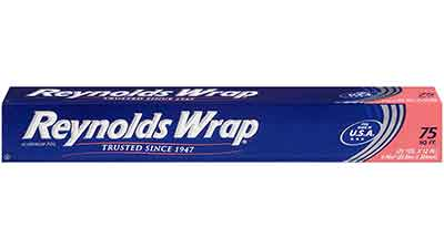 Reynolds Wrap Aluminum Foil 75 Square Feet