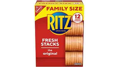 Ritz Original Crackers Family Size 17.8 oz