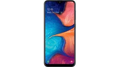 Total Wireless Samsung Galaxy A20