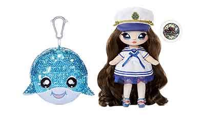 MGA Entertainment 2-in-1 Fashion Sailor Doll