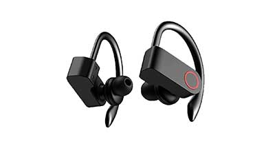 Wireless Bluetooth Sport Earbuds 25 hours Play Time