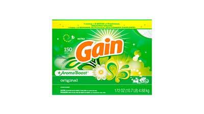 Gain 150 Loads Powder Laundry Detergent