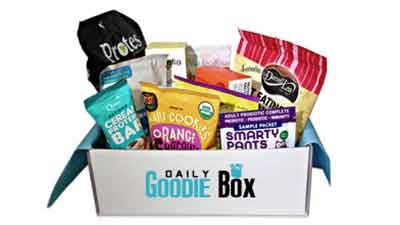 Free Goodie Box of Samples