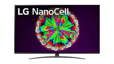 LG 65 inch nanocell 81 series 4k uhd smart tv