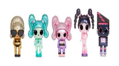 LOL Surprise Tiny Toys Set