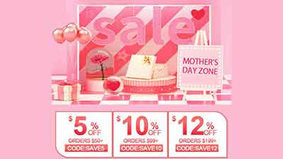 Mothers Day Big Sale