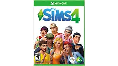 The Sims 4 Xbox One simulation game