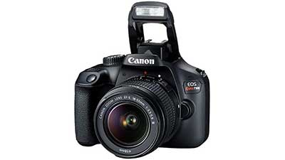 Canon EOS Rebel T100 DSLR Camera