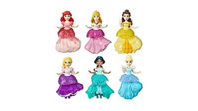 Disney Princess Collectibles Set of 6