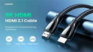 HDMI cable 6 ft