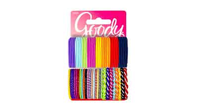 Goody Girls Ouchless Hair Elastics Perfect for Girls