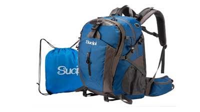 Waterproof Lightweight Hiking Bag 40L