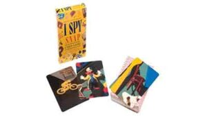 I Spy Snap Card Game