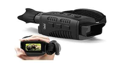 Vmotal Digital Night Vision Monocular Infrared Camera