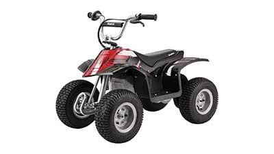 Razor Dirt Quad 500 DLX Electric Vehicle