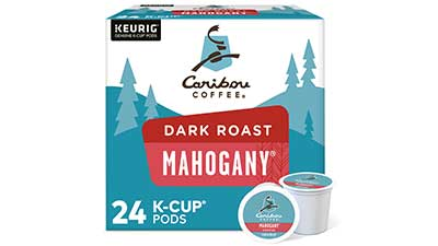 Mahogany Keurig Single-Serve K-Cup Pods