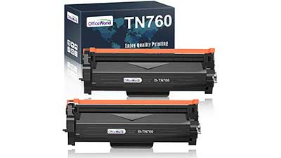 Compatible Toner Cartridge Replacement for Brother