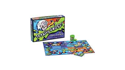 Totally Gross The Game of Science Learning Game