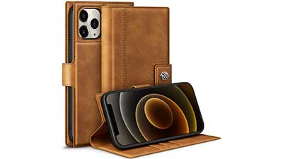 Antbox Wallet Case for iPhone 12 iPhone 12 Pro