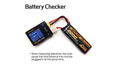 SUPULSE Lipo Battery Balance Charger Discharger