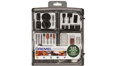 Dremel 150 Piece Rotary Accessory Kit
