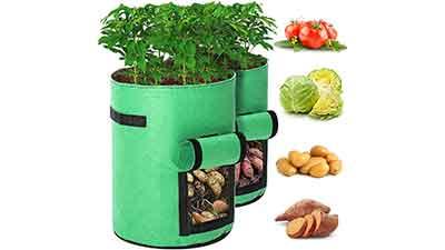 Tvird Potato Grow Bags 2 Pack 10 Gallon