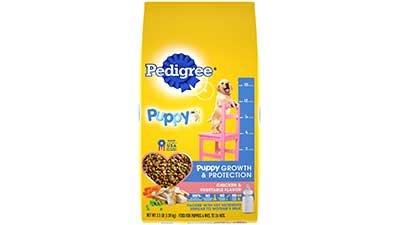 PEDIGREE Puppy Growth and Protection