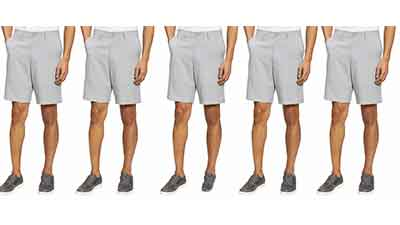 Bolle Mens Flat Front Short