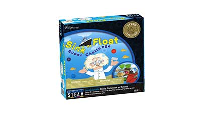 Sink or Float 20 Science experiments Super Kit
