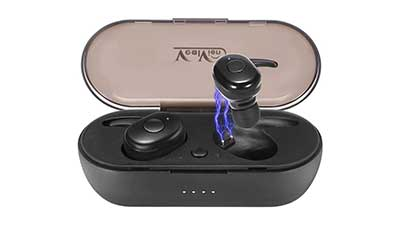 Wireless Earbuds Touch Control with Charging Case