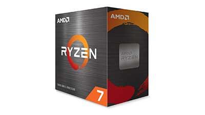AMD Ryzen 7 5800X 8-core 16-Thread Unlocked