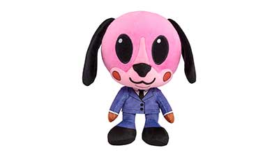 Cha Cha Plush Basic Ages 14 Up by Just Play