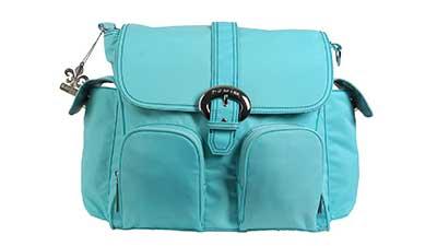 Kalencom Nylon Double Duty Diaper Bag