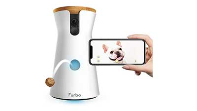 Furbo Dog Camera Full HD Wifi and 2-Way Audio