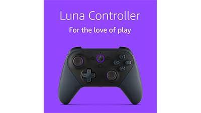 Luna Controller The best wireless controller