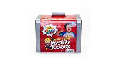 Ryans World Build-a-Ryan Mystery Toolbox