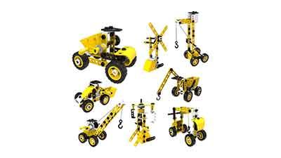 SZJJX STEM Building Toys 100 PCS
