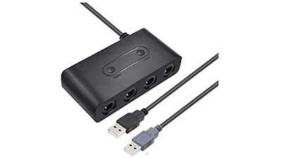 Wii U NGC Controller Adapter