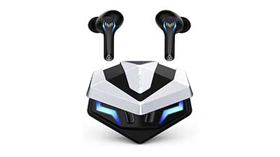 VEATOOL Touch Control Bluetooth Headphones