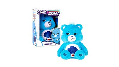Care Bears 14 inch Plush Grumpy Bear