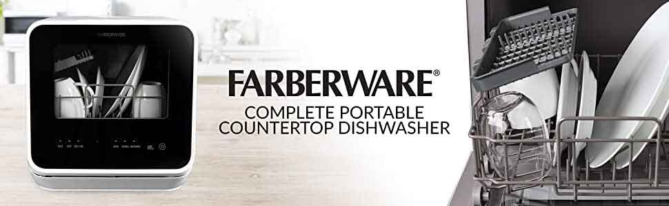 Countertop Dishwasher 5L