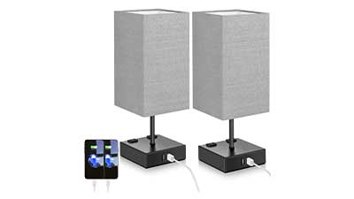 3-Way Dimmable Table Lamps