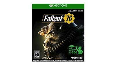 Fallout 76 Wastelanders Standard Edition