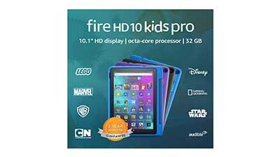 Fire HD 10 Kids Pro tablet 10.1 inch